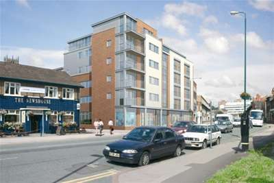 2 Bedrooms Flat for rent in Heathcoat House, Nottingham NG1 7HD
