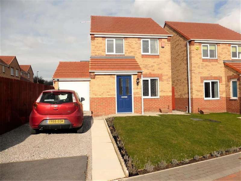 3 Bedrooms Detached House for sale in Damsteads, Goldthorpe, Rotherham, S63 9FB