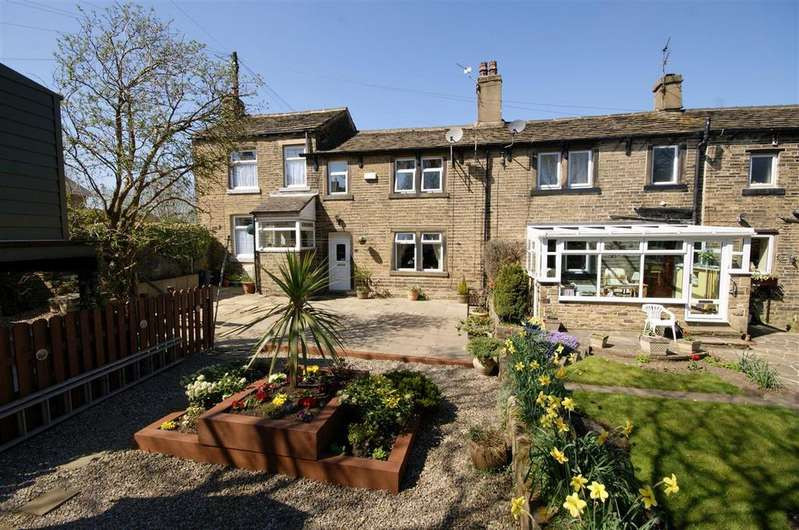 2 Bedrooms Cottage House for sale in Lower Edge Road, Brighouse