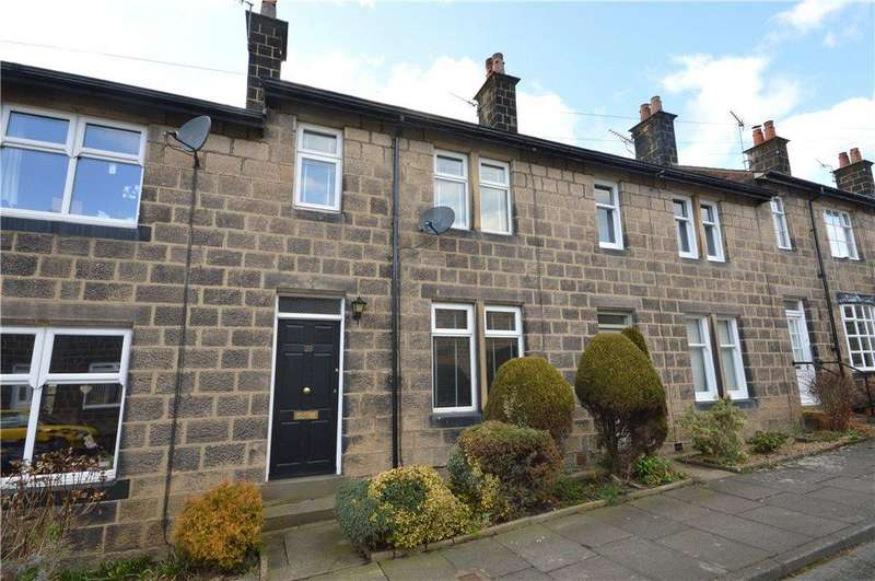 2 Bedrooms Terraced House for sale in Ashtofts Mount, Guiseley, Leeds, West Yorkshire