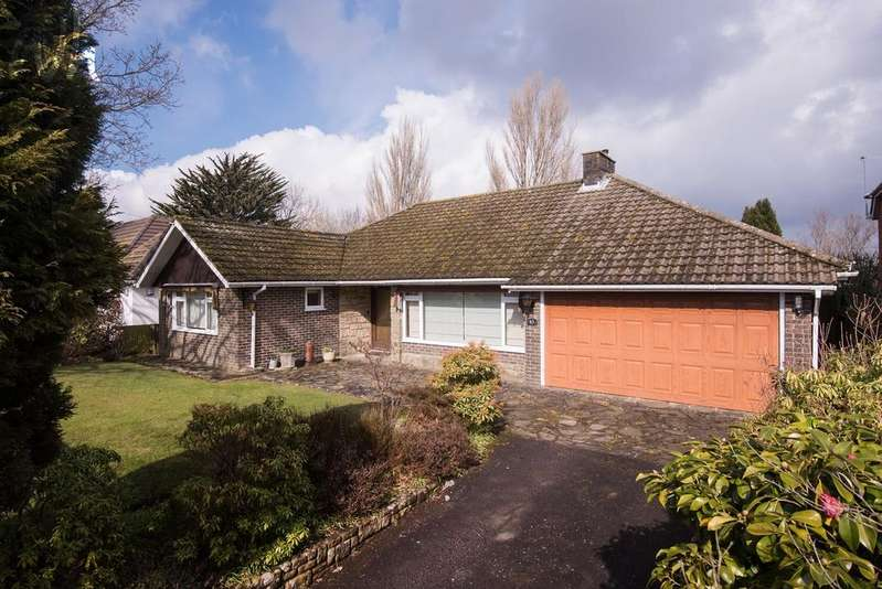 3 Bedrooms Detached Bungalow for sale in Hurst Road, Hassocks BN6