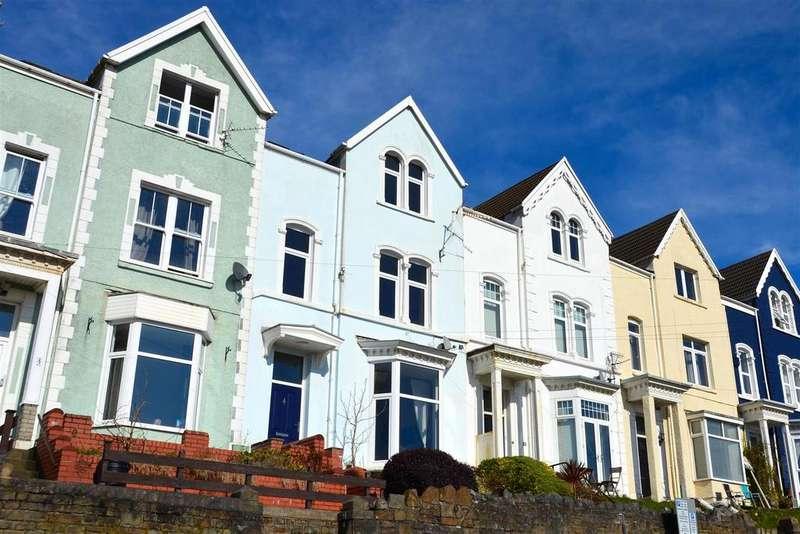 4 Bedrooms Terraced House for sale in Oaklands Terrace, Swansea