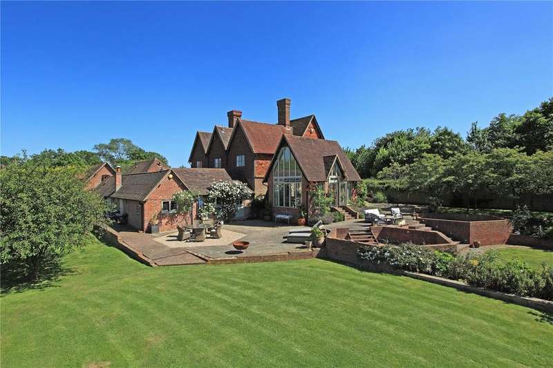 7 Bedrooms Equestrian Facility Character Property for sale in Hampkins Hill Road, Chiddingstone, Edenbridge, Kent, TN8
