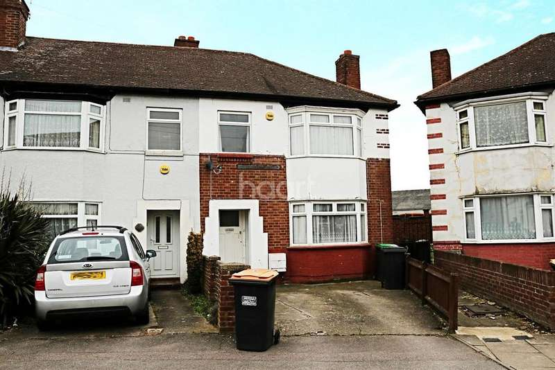 3 Bedrooms Terraced House for sale in Brackley Road, Bedford