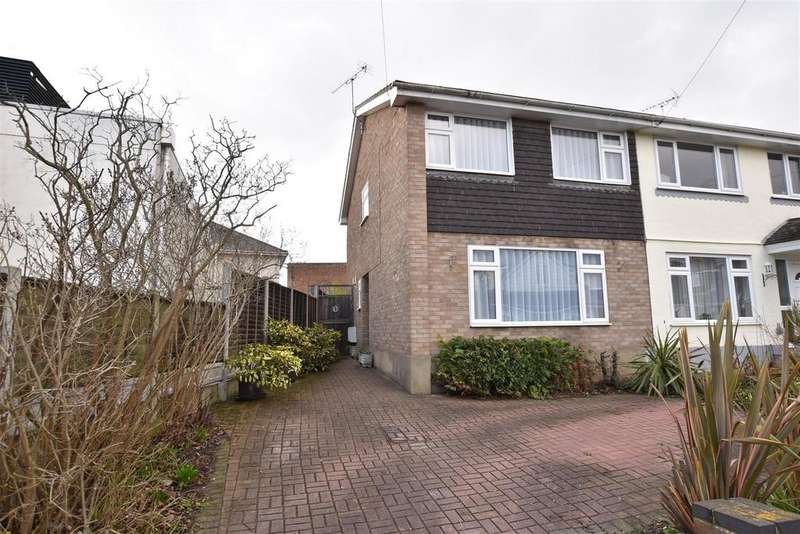 3 Bedrooms Semi Detached House for sale in Sydney Road, Leigh-On-Sea