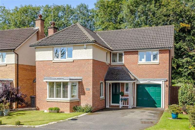 4 Bedrooms Detached House for sale in Appleby Green, Knaresborough, North Yorkshire