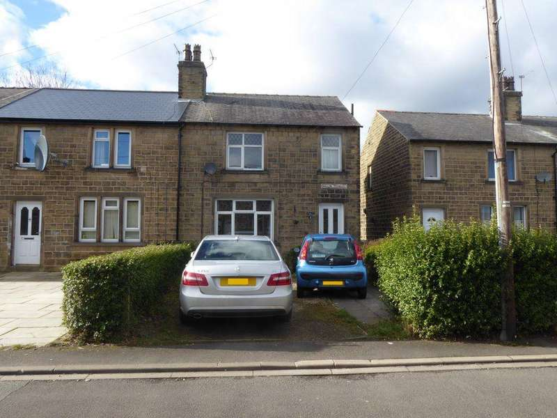 3 Bedrooms Semi Detached House for rent in Hollin Terrace, Marsh