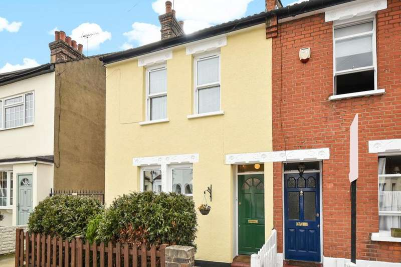 2 Bedrooms End Of Terrace House for sale in Liddon Road, Bromley