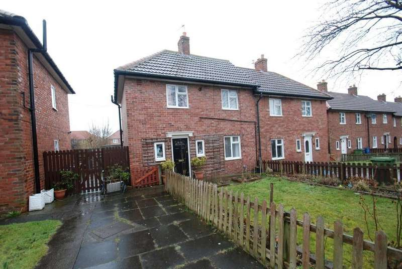 2 Bedrooms Semi Detached House for sale in Watson Avenue, South Shields
