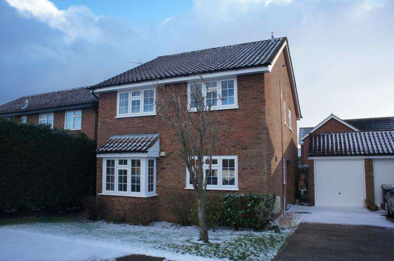 4 Bedrooms Detached House for rent in 7 Washingleys, Cranfield, Bedfordshire, MK43 0JD