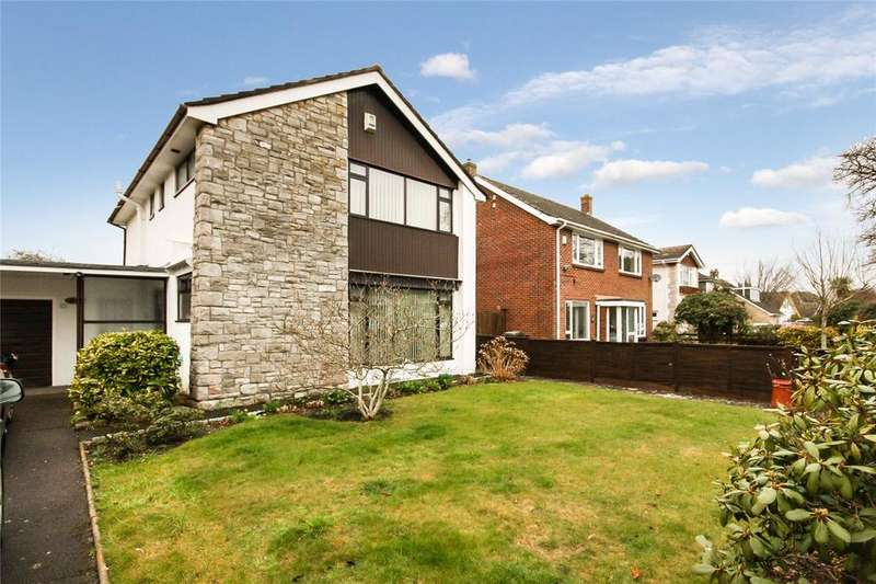 3 Bedrooms Detached House for sale in Holdenhurst Avenue, Bournemouth, Dorset, BH7