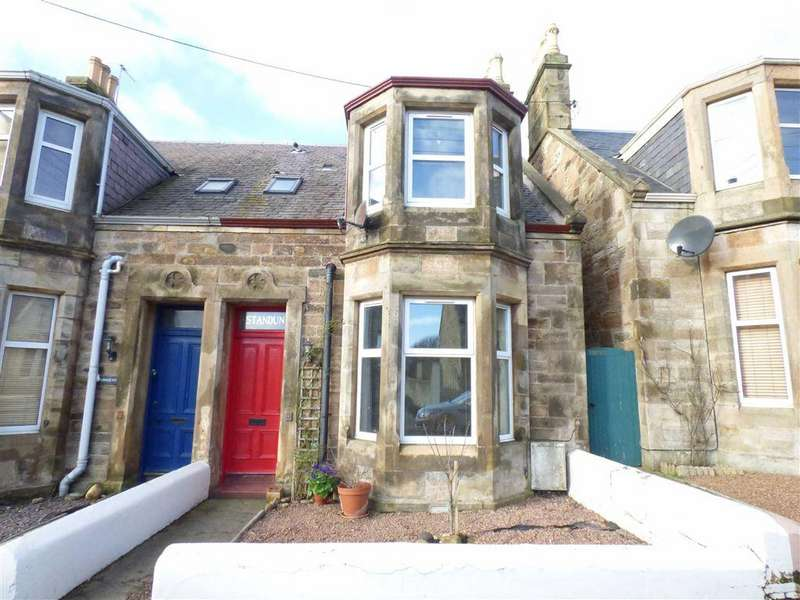 3 Bedrooms Semi Detached House for sale in Williamson Place, Anstruther, Fife