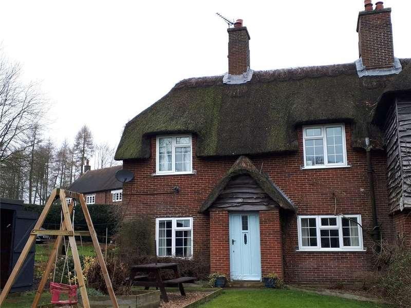 2 Bedrooms Semi Detached House for rent in Ednaston, Ashbourne, Derbyshire
