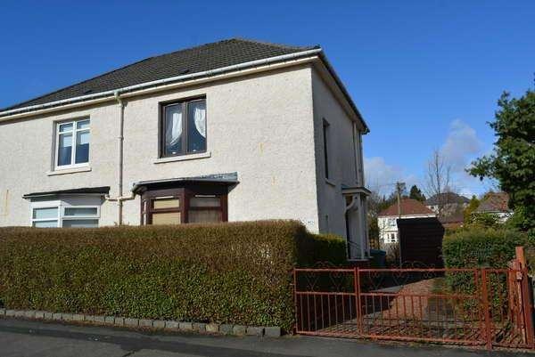 3 Bedrooms Semi-detached Villa House for sale in 80 Knightsbridge Street, Glasgow, G13 2YN