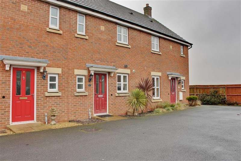 2 Bedrooms Terraced House for rent in Hartley Gardens, Gloucester