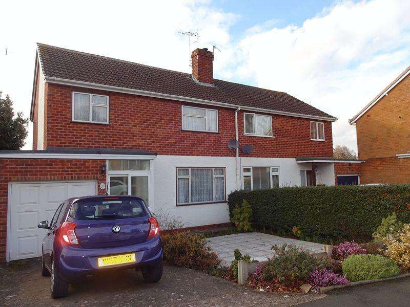3 Bedrooms Semi Detached House for sale in Kylemilne Way, Stourport-On-Severn DY13 9NA