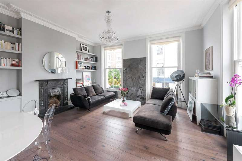 5 Bedrooms Flat for sale in Abingdon Road, Kensington, London