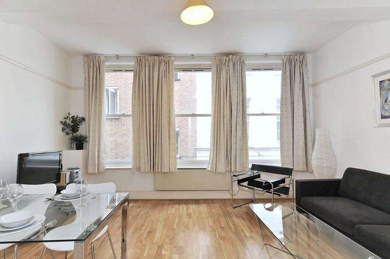 1 Bedroom Apartment Flat for rent in Cursitor Street, City Of London, EC4A