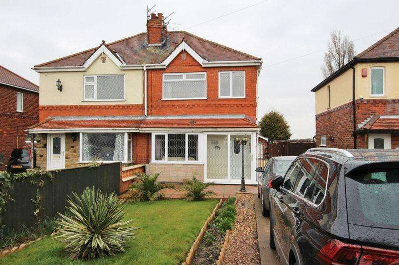 2 Bedrooms Semi Detached House for sale in LOUTH ROAD, SCARTHO