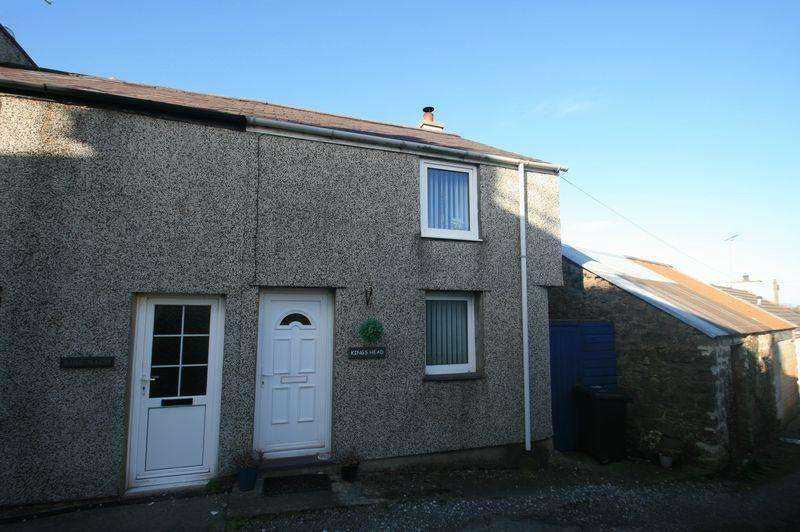 2 Bedrooms Semi Detached House for sale in Brynsiencyn, Anglesey