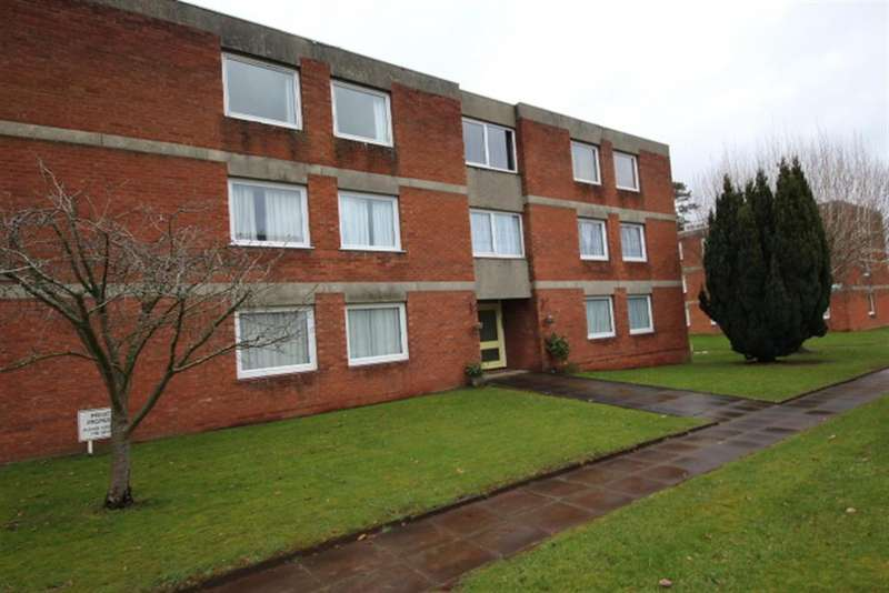 2 Bedrooms Flat for sale in Marlborough Drive, Frenchay, Bristol, BS16 1PP