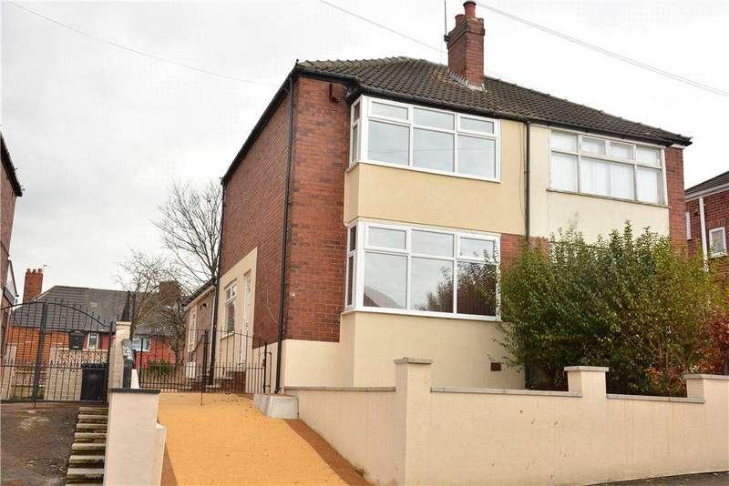 2 Bedrooms Semi Detached House for sale in Brander Road, Leeds