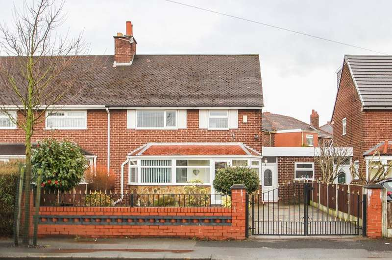 3 Bedrooms Semi Detached House for sale in Park Road, Stretford, Manchester, M32