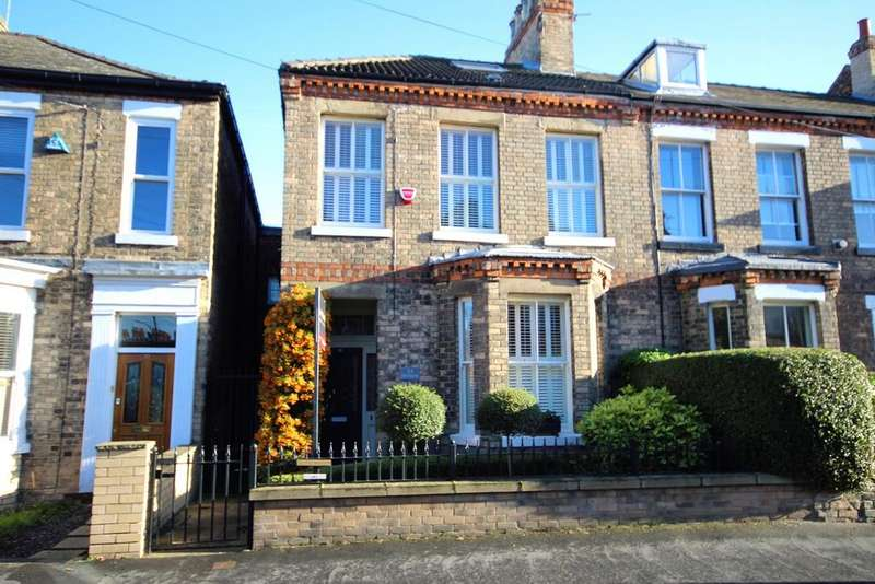4 Bedrooms Town House for sale in Hallgate, Cottingham, HU16