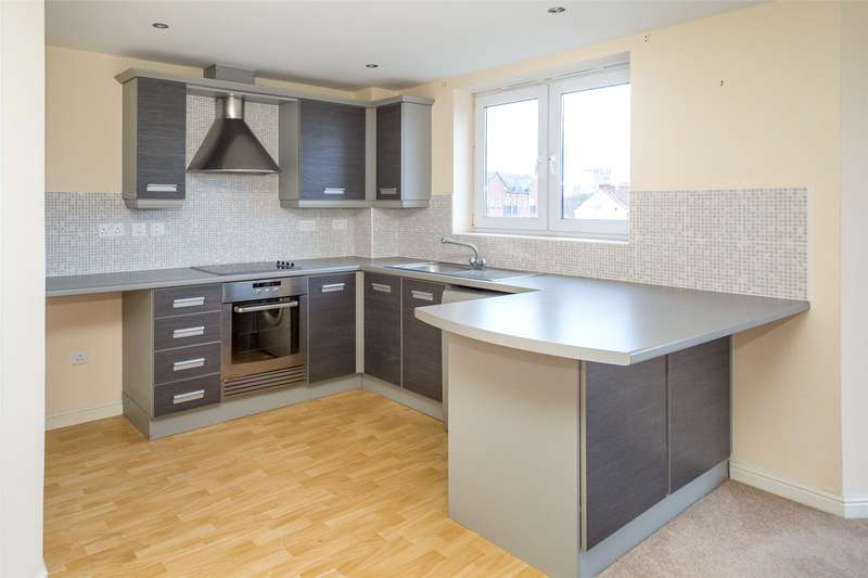 1 Bedroom Flat for sale in Nautica, The Waterfront, Selby, YO8