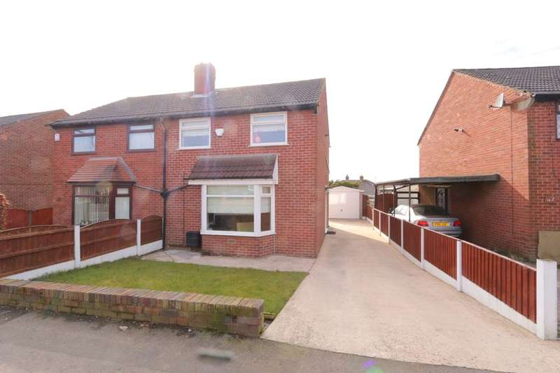 3 Bedrooms Semi Detached House for sale in Westminster Road, Failsworth, Manchester, M35