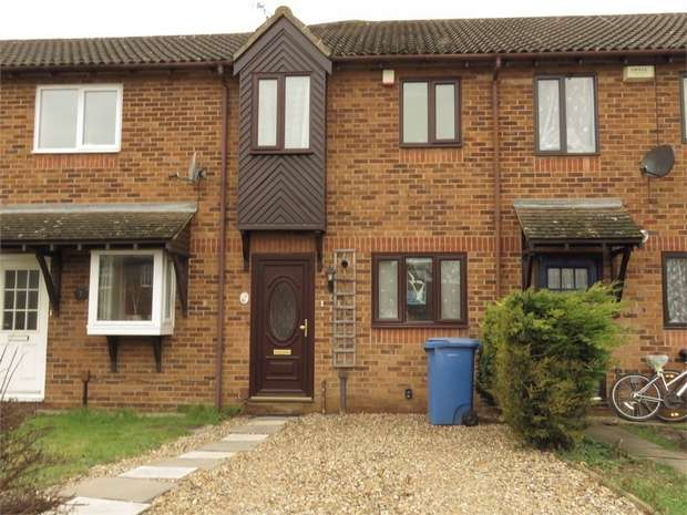 2 Bedrooms Terraced House for sale in Cricketers Close, Kemsley, SITTINGBOURNE, Kent