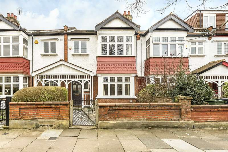 4 Bedrooms Terraced House for sale in Beaconsfield Road, Ealing, W5