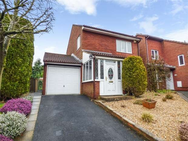 3 Bedrooms Detached House for sale in Wymundsley, Chorley, Lancashire