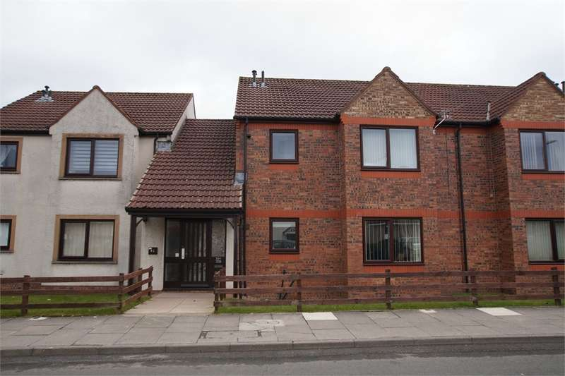 2 Bedrooms Flat for sale in Brisco Road, Carlisle, Cumbria