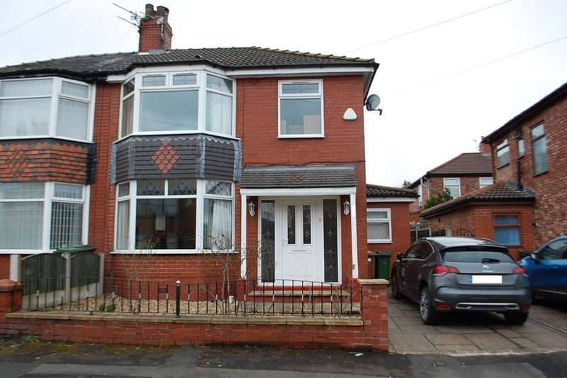 3 Bedrooms Semi Detached House for sale in Wilshaw Grove, Ashton-Under-Lyne, OL7