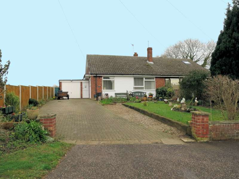 2 Bedrooms Bungalow for sale in Panxworth Road, South Walsham, NR13