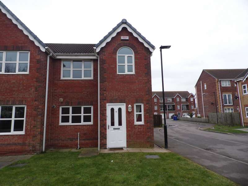 3 Bedrooms Semi Detached House for sale in Windsor View Doncaster New Rossington