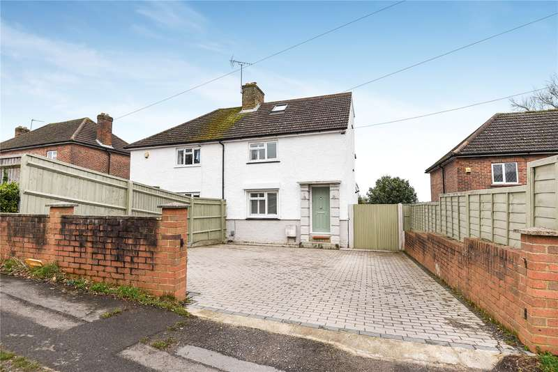 4 Bedrooms Semi Detached House for sale in Lovel Road, Chalfont St. Peter, Gerrards Cross, Buckinghamshire, SL9