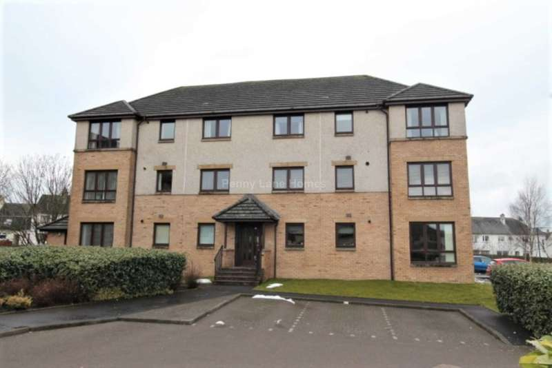 2 Bedrooms Flat for rent in Glenpatrick Road, Elderslie