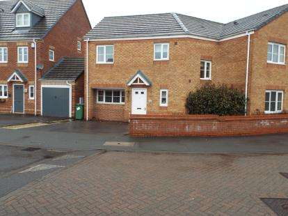 4 Bedrooms House for sale in Strauss Drive, Heath Hayes