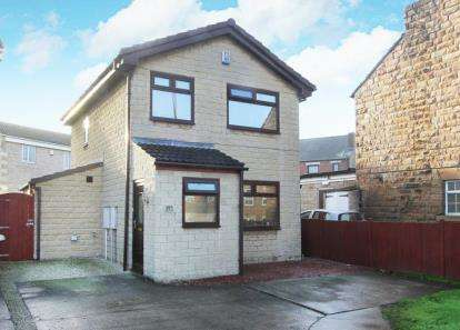 3 Bedrooms Detached House for sale in Sheffield Road, Killamarsh, Sheffield, Derbyshire