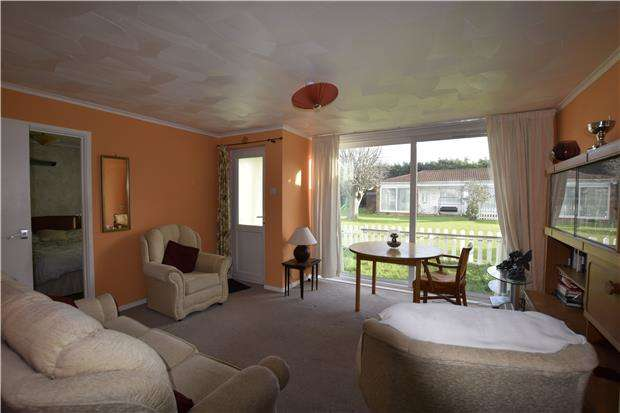 2 Bedrooms Bungalow for sale in Hebrides Walk, EASTBOURNE, East Sussex, BN23 6UL