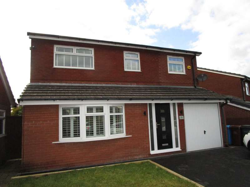 4 Bedrooms Detached House for sale in Hannerton Road, Shaw