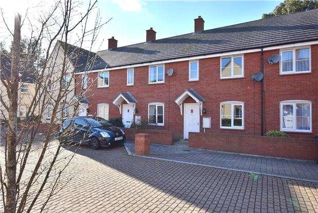 3 Bedrooms Terraced House for sale in Appleyard Close, Uckington, CHELTENHAM, Gloucestershire, GL51 9FF