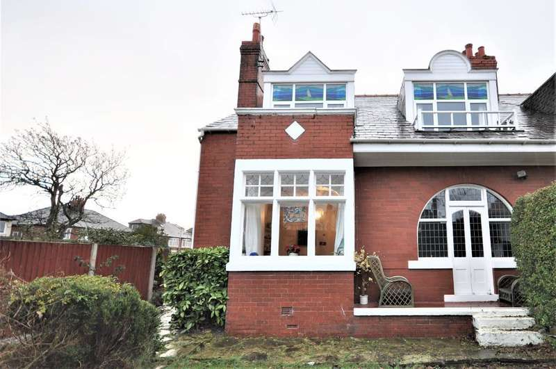 4 Bedrooms Semi Detached House for sale in Oxford Road, St Annes, Lancashire, FY8 2EA