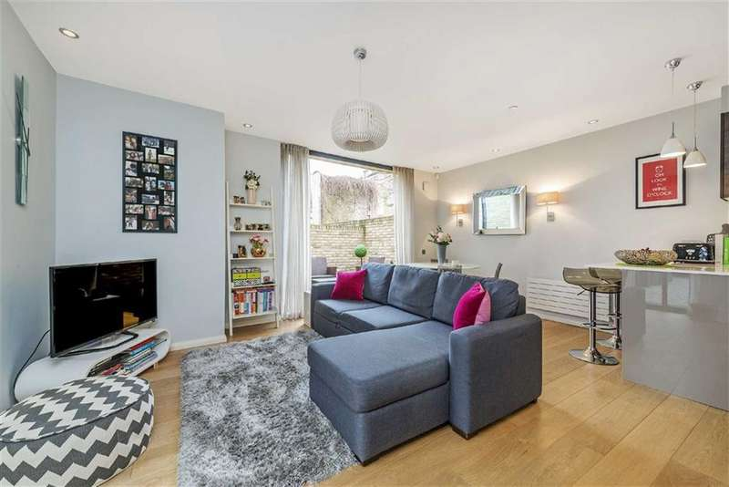 2 Bedrooms House for sale in Clapham Park Road, Clapham, London, SW4