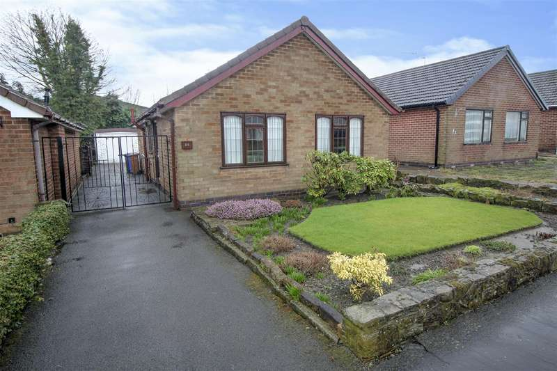 3 Bedrooms Bungalow for sale in Springfield Gardens, Ilkeston