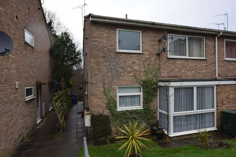 2 Bedrooms Apartment Flat for sale in Old Parr Close, Banbury