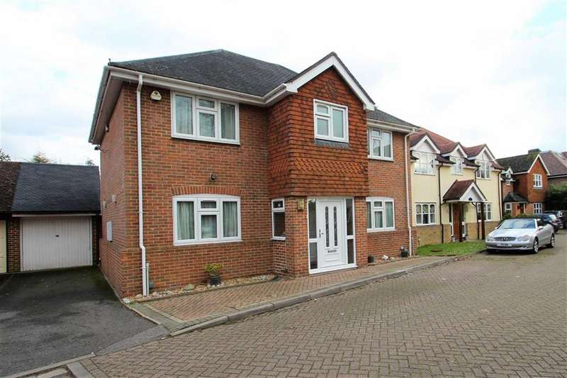 4 Bedrooms Detached House for sale in Holm Grove, Hillingdon, Middlesex