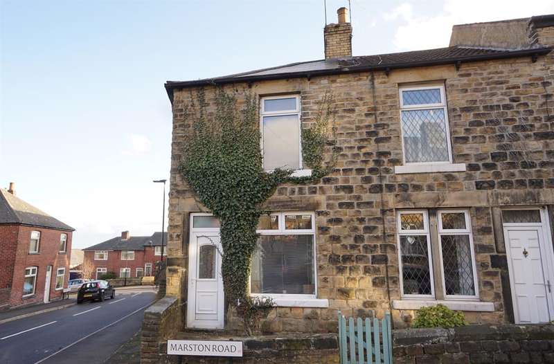 3 Bedrooms Terraced House for sale in Marston Road, Crookes, Sheffield, S10 1HG